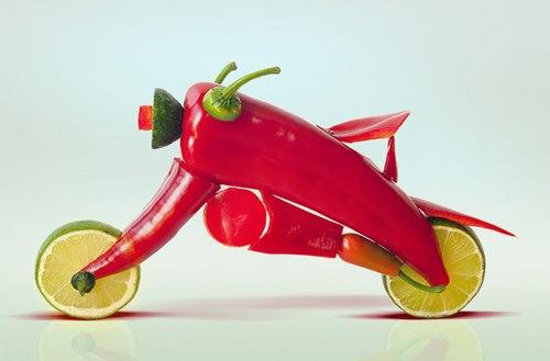 Pepper bike