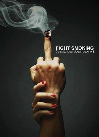 Fight smoking