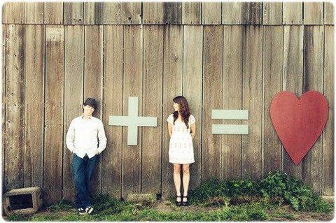 B + G = love