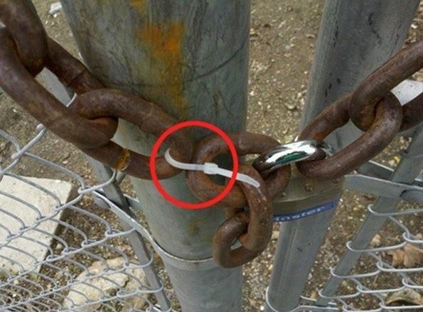 It's safe...