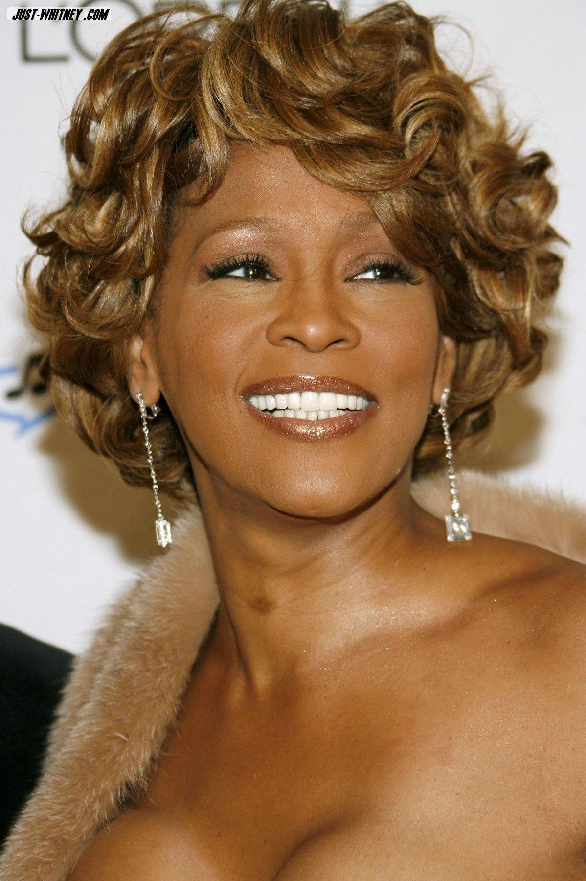 Whitney Houston HD sexy wallpaper