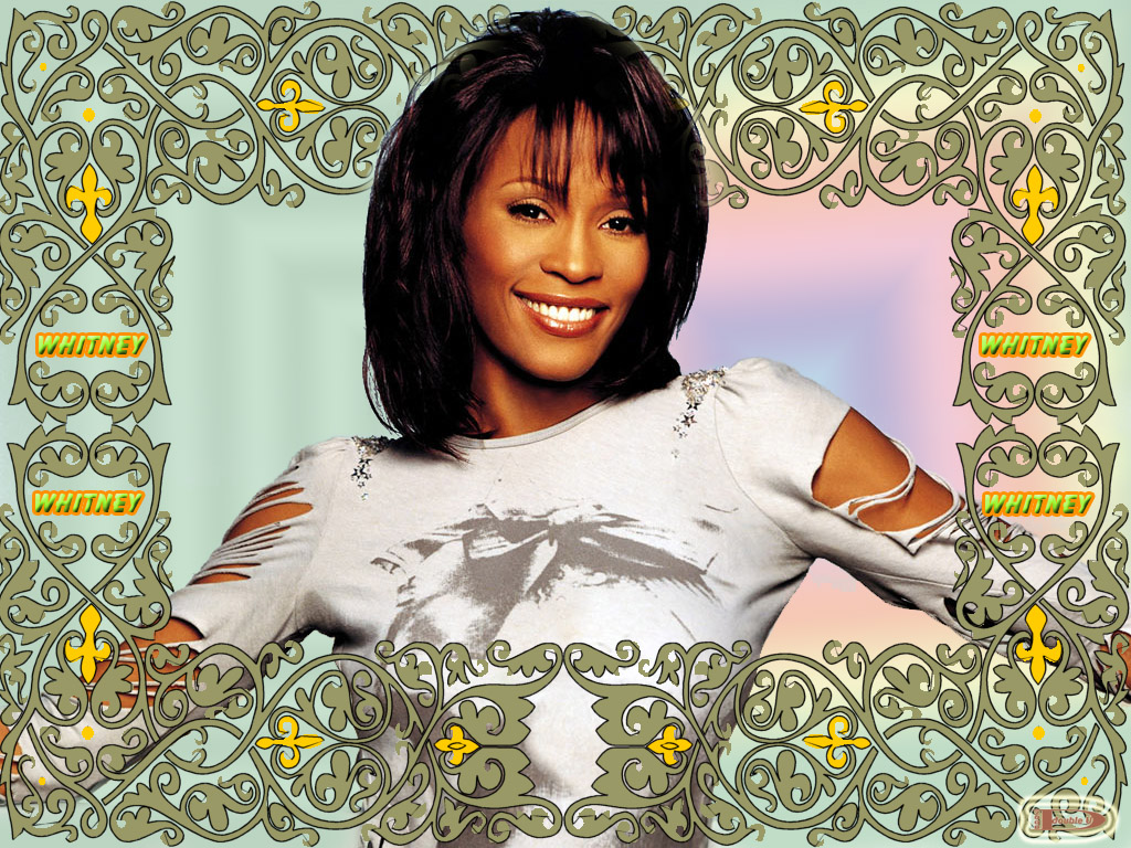 Whitney Houston HD wallpaper