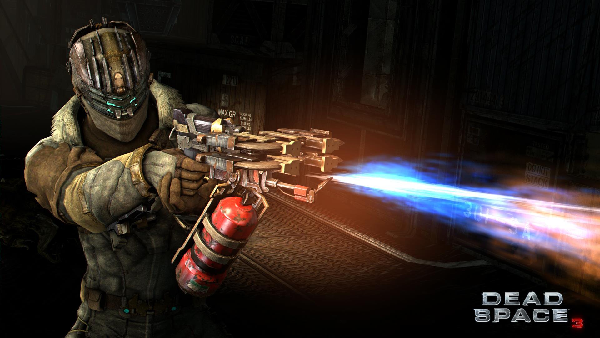 Dead space 3 blowtorch