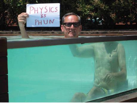Physics is phun.