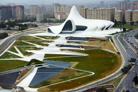 auditorium and museum in Azerbaijan