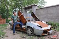 Funny photos - Lamborghini