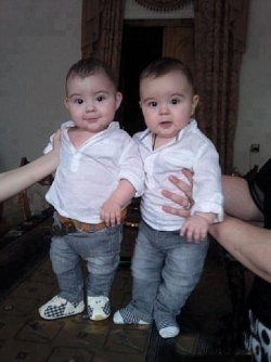 Baby pictures - Super kute couple