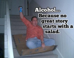 Funny photos - Alcohol...