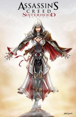 Funny photos - Assassin's Creed Sisterhood