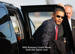 Funny photos - Badass Obama