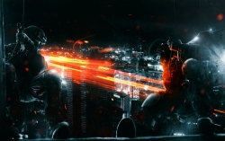 Game Wallpaper - Battlefield 3 spec ops