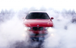 Car Wallpaper - Bmw 5 series