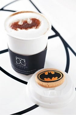 Halloween pictures - Bat Capuchino