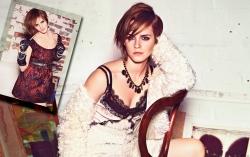 Model Wallpaper - Emma watson