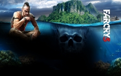 Game Wallpaper - Far cry 3 game