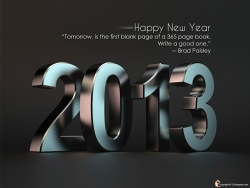 Art Wallpaper - Happy new year quotes