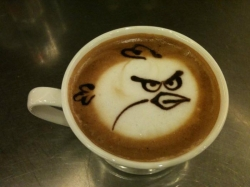 Funny photos - I heard you like Angry Birds.