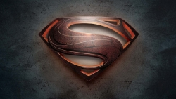Art Wallpaper - Man of steel superman