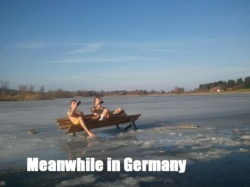 Funny photos - Meanwhile in Germany
