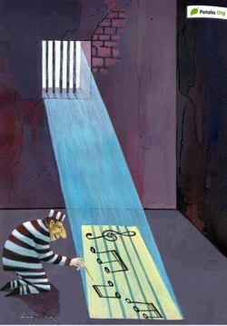 Miscellaneous pictures - Music in prison