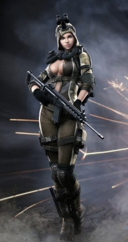 Miscellaneous pictures - Hot soldiers