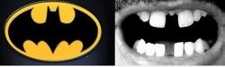Funny photos - Batman icon