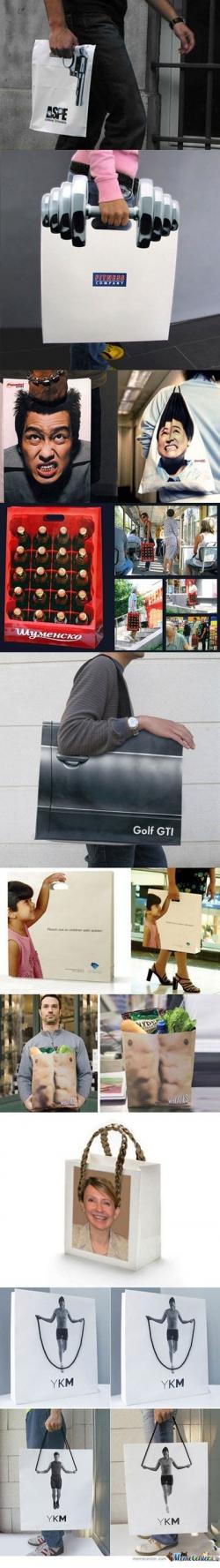 Funny photos - Funny Bag