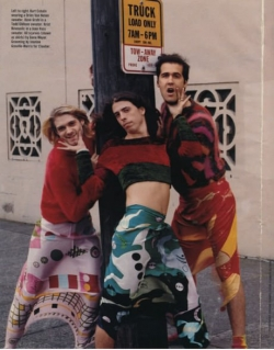 Funny photos - Nirvana looking fabulous!