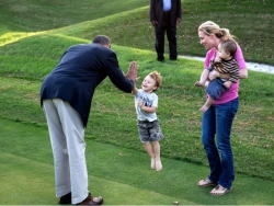 Funny photos - High President