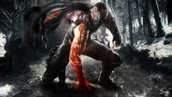 3D and Digital art Wallpaper - Ryu hayabusa in ninja gaiden