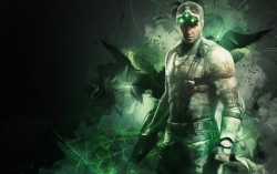 Game Wallpaper - Sam fisher in splinter cell