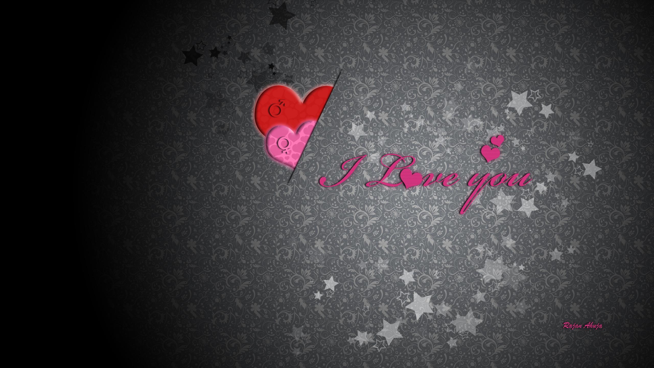 3d valentines desktop wallpaper