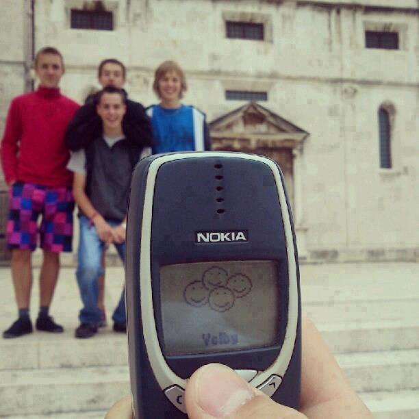 Nokia 1100 - Smart camera