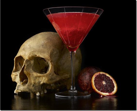 Chloe's Inspiration - Halloween Cocktails