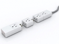 House pictures - Electric Smart plug in