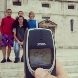 Funny photos - Nokia 1100 - Smart camera