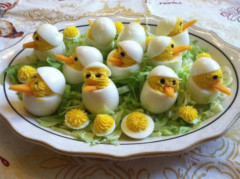 Delicious Salad Recipes - Small birds