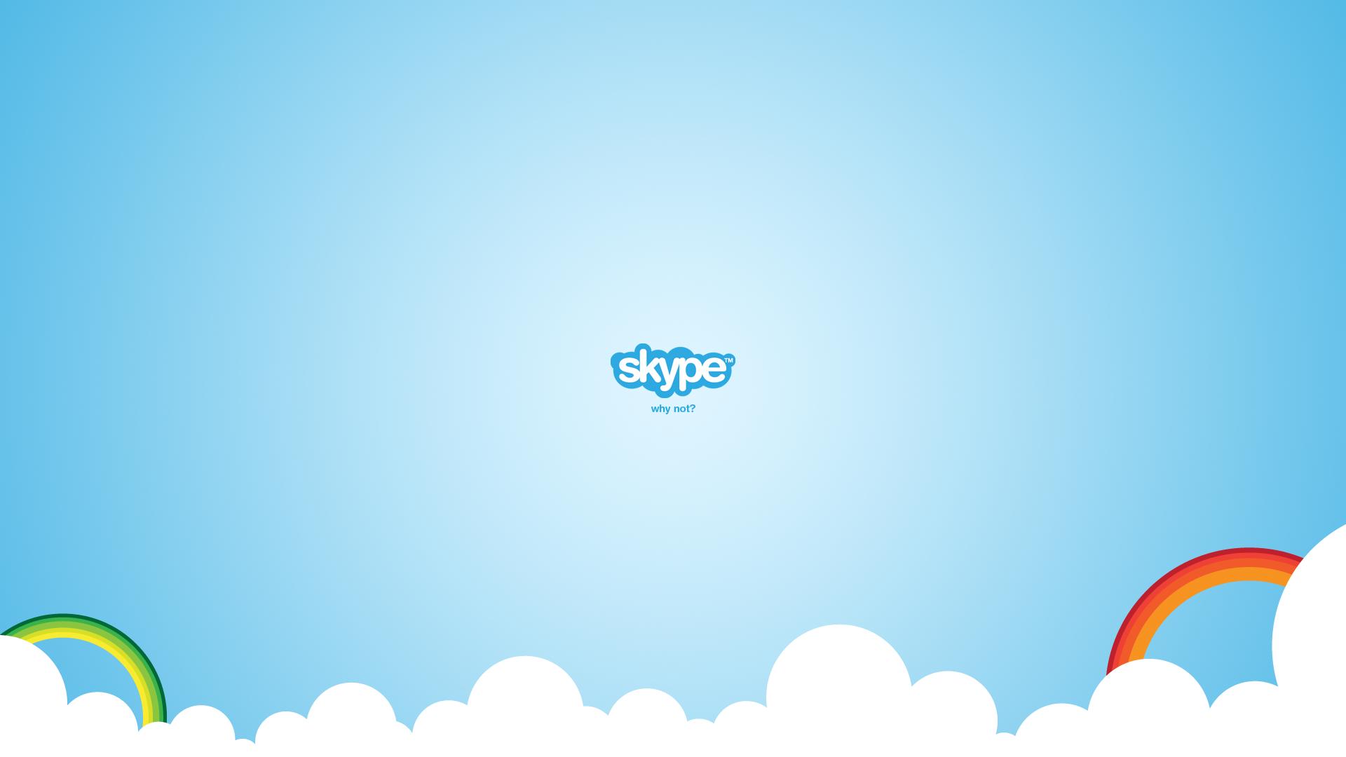 Skype Wallpaper