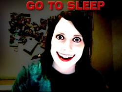 Funny photos - How to Sleep Well - Look to this Picture