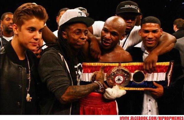 Boxing champion belt