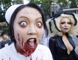 Halloween pictures - Cosplay Goes Wild