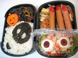 Halloween pictures - Food Fit for a Zombie