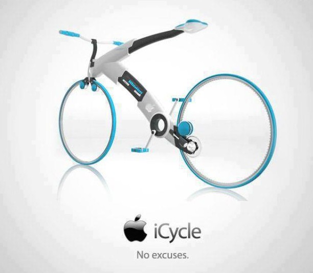 iCycle - Future bicycle