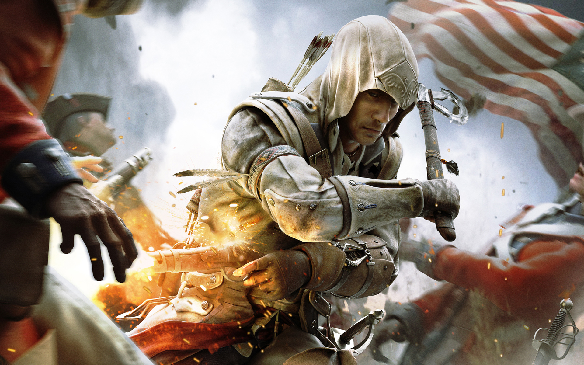Assassins creed iii game wide
