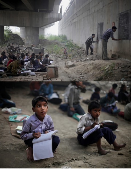 Don't take your eduction for granted.