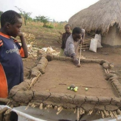 Funny photos - billiards