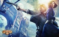 Game Wallpaper - Bioshock infinite 2013