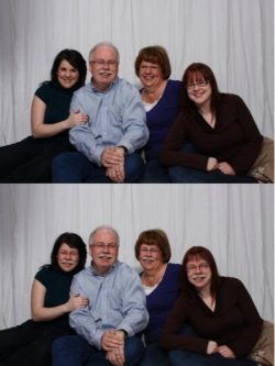 Funny photos - Family picture...