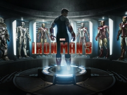Movie Wallpaper - Iron man 3 official
