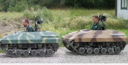 Funny photos - Mini Tanks